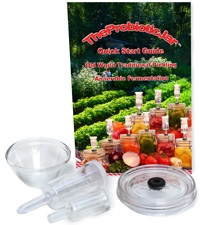 The Probiotic Jar | Lid Kit