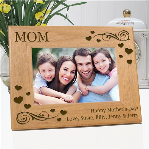 mother s day personalized frame