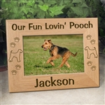 Personalized Airedale Dog Gifts