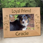 Personalized Australian Shepherd Gifts