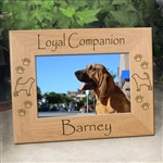 Personalized Bloodhound Gifts