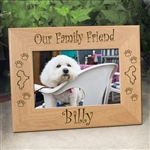 Personalized Bichon Frise Gifts