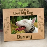 Personalized Bull Terrier Dog Gifts