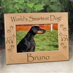 Personalized Doberman Dog Gifts