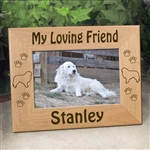 Personalized Great Pyrenese Dog Gifts