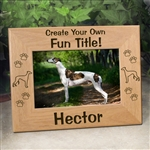 Personalized Greyhound Gifts