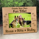 Personalized German Shepherd Gifts