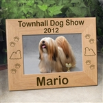 Personalized Lasha Apso Dog Gifts