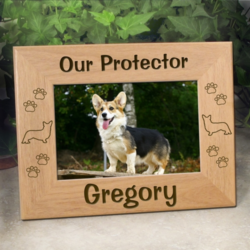 Personalized Welsh Corgi Dog Gifts