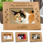 In Loving Memory Of Cat Frame