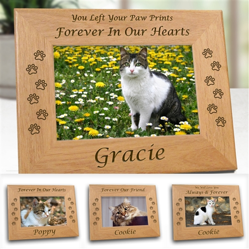 9f639c21f6bb Unique Cat Memorial Frame