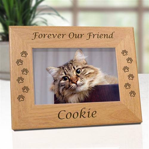 Unique Cat Memorial Frame