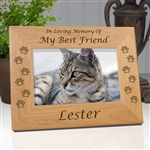 Personalized Cat Memorial Gift