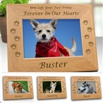 Personalized Dog Paw Gifts