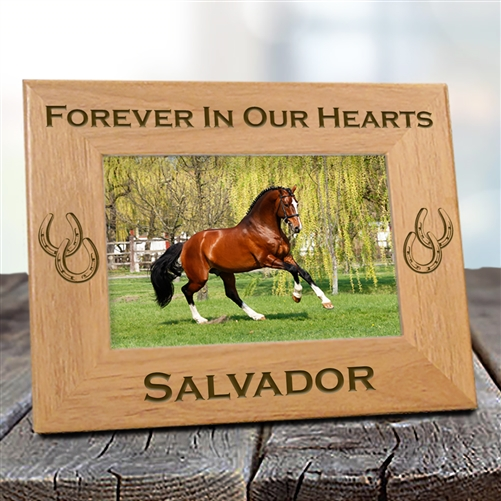 Cherish your horse's ...