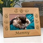 Rabbit Remembrance Frame