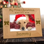 Holiday Frame For Dogs