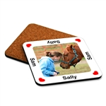 Photo Coaster For Horse Lovers