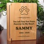 Personalized Photo Album for Cats