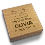 Keepsake Box for cats