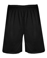 Mens Classic Short with side pockets and welted back pocket. Sizes S-3XL. Black