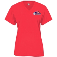 USAPA logo at left chest on performance fabric short sleeve shirt. Multiple colors. Sizes S-2XL