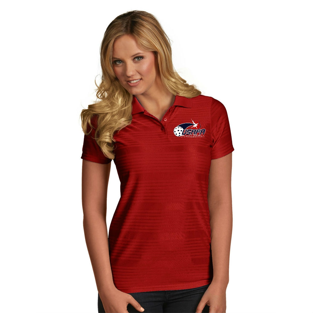 Polo T Shirt Womens V Neck Chad Crowley Productions