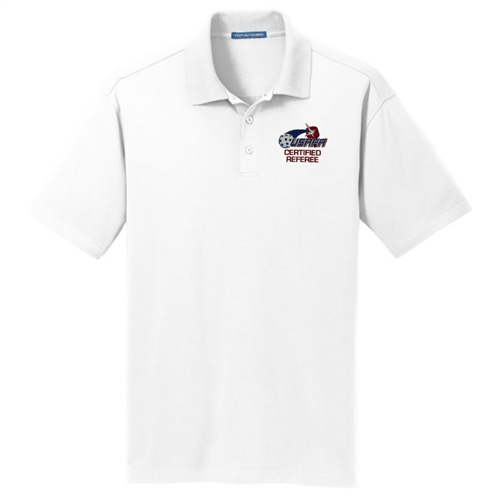Mens Polo with USAPA Certified Referee embroidered logo