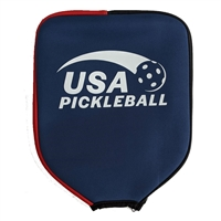 USA Pickleball Paddle cover. Fits most paddles