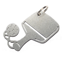Pickleball Key Chain