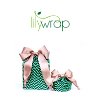 Lilywrap - Reuseable Gift Wrap