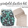 Prefolds and Covers Starter Kit
