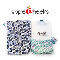AppleCheeks - Spray Pal Sac   Shield (Out of the Blue)