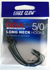 SwimBait 5/0 Long Neck Hooks