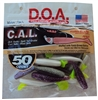 "3"" Shad Tail - 50 ct Bag - assorted colors"
