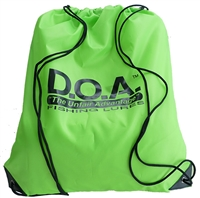 D.O.A. Large Heavy-Duty Bag - Lime Green