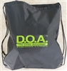 D.O.A. Carry Bag - Black