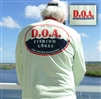 NEW - D.O.A. - DryFit Shirt - Light Olive - Long Sleeve Only