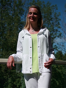 #522 Mirage Cotton CJ Jacket