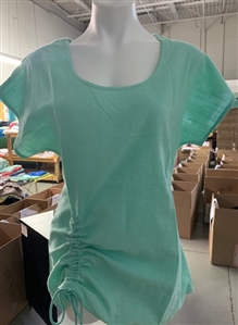 #804S California Cotton Fay Top
