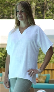 #824 California Cotton Brisa Top