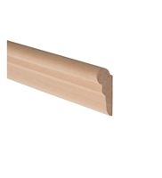 "SHADES Classic Wood Picture Rail Molding - 47 1/4"" ( 120 cm )"