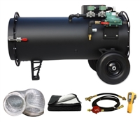 Black Widow Basic Bundle – Propane Powered Bed Bug Equipment