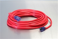 50ft Lighted End Extension Cord
