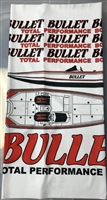 Bullet Logo UV Head/Neck Cover Buff Sun Protector
