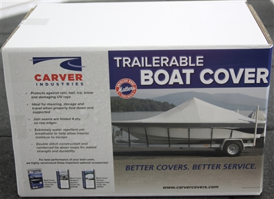 Boat Cover for 20' dual console models