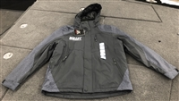 Limited Edition Cold Weather Driving Coat w/ Bullet Logo