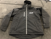 Bullet Logo Heavy Weight Cold Weather Driving Jacket