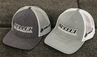 Bullet / Mercury Logo Heathered Snapback Hat