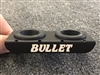 Bullet Logo Side Console Tool Holder